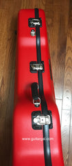 Red Calton D flight case
