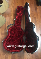 Calton Telecaster case Red interior