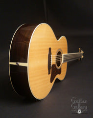 Collings SJ SS guitar end