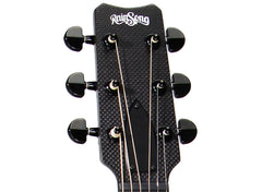 RainSong CH-OM1000NS Guitar headstock