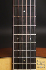 Collings D1ATS guitar fretboard
