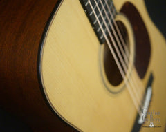 Collings D1ATS guitar detail