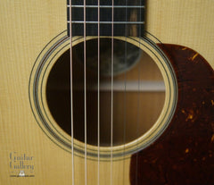 Collings D1ATS guitar rosette
