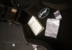 Collings D1ATS guitar case candy