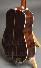 Collings D2HG guitar with german spruce top
