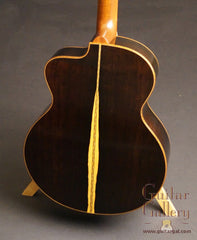African Blackwood Bourgeois guitar