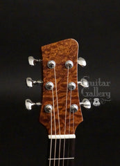 Ensor guitar headstock