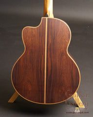 Lowden F Series guitar back