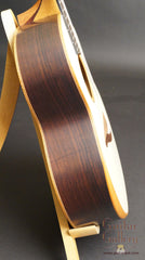 Lowden F50 Series guitar side