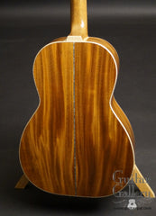 Froggy Bottom C sinker mahogany guitar