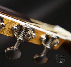Froggy Bottom C dlx headstock side