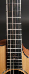Lowden F35c Mountain Rosewood guitar fretboard