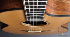 Lowden F35c Mountain Rosewood guitar down front