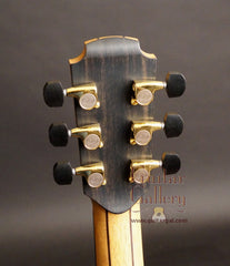 Lowden F35c Mountain Rosewood guitar headstock back
