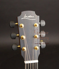 Lowden F35c Mountain Rosewood guitar headstock