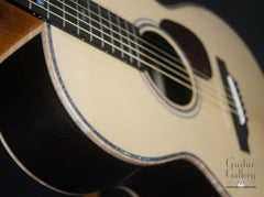 Froggy Bottom 50 Anniversary H12 guitar detail