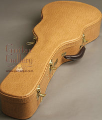 custom Greven guitar case