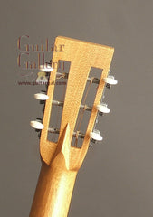 Greven guitar headstock