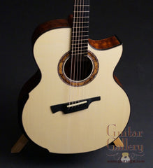 Greenfield guitar fan fret