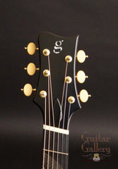 Greenfield guitar headstock