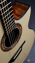 Greenfield guitar at Guitar Gallery
