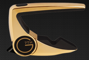 G7 Performance 2 Capo (Gold)