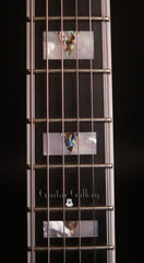 Guild Benedetto Artist Award Archtop Guitar fretboard