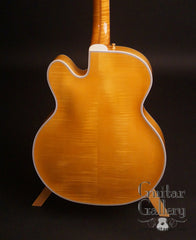 Guild Benedetto Artist Award Archtop Guitar back
