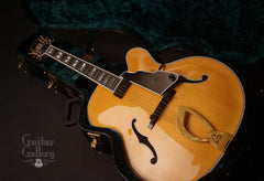 Guild Benedetto Artist Award Archtop Guitar glam shot