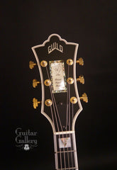 Guild Benedetto Artist Award Archtop Guitar headstock