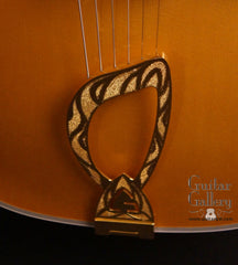 Guild Benedetto Artist Award Archtop Guitar tail piece