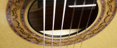 Greenfield C2 Nylon String guitar rosette