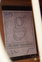Greenfield guitar label