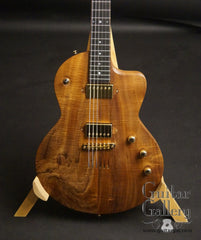 Lowden GL-10KO electric guitar koa top