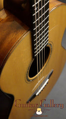Goodall guitar with Italian spruce top
