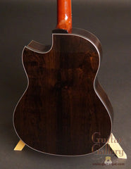 Greenfield guitar back