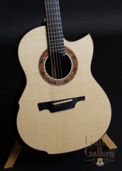 Greenfield guitar front