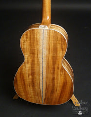 Froggy Bottom H12 Ltd All Koa guitar back