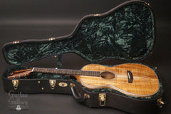 Froggy Bottom H12 Ltd All Koa guitar with case