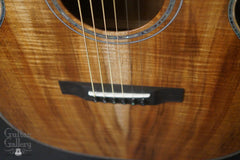 Froggy Bottom H12 Ltd All Koa guitar down front view