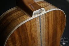 Froggy Bottom H12 Ltd All Koa guitar heel