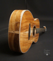 Froggy Bottom H12 Ltd All Koa guitar glam