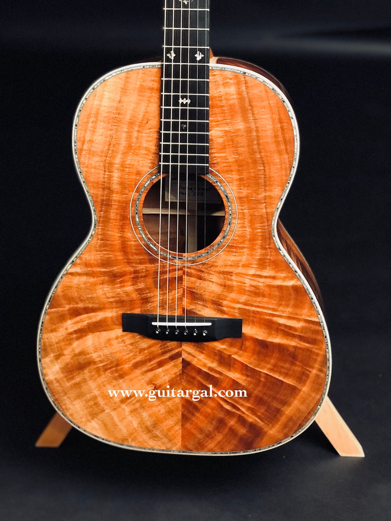 Froggy Bottom H12 Limited All Koa Guitar