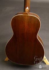 1940 Gibson HG-00 conversion guitar back