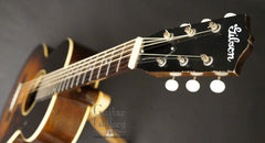 1940 Gibson HG-00 conversion guitar headstock