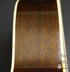 Gibson HG-00 guitar side binding