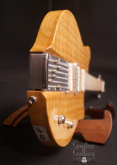 New Complexity Harmonic Master Guitar end