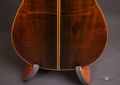 Hill Torres FE-18 classical guitar low back