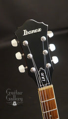 Ibanez LR10 electric guitar headstock