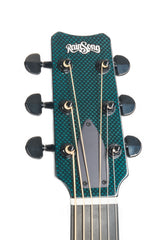 RainSong 25 Year Anniversary Special guitar headstock